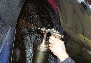 фото антикор автомобиля во владивостоке